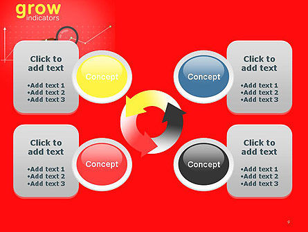 SEO Analysis Concept PowerPoint Template Slide 9