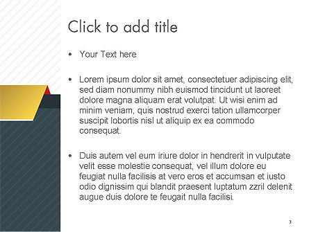 Business Style Abstract PowerPoint Template, Slide 3, 14323, Business — PoweredTemplate.com