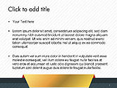 Business Style Abstract PowerPoint Template#2