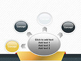 Business Style Abstract PowerPoint Template#7