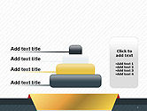 Business Style Abstract PowerPoint Template#8