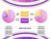 Purple Polygonal Mosaic PowerPoint Template#16