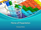 Education & Training: Chemistry Class PowerPoint Template #14345