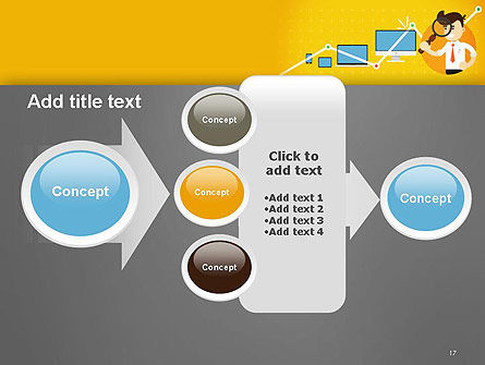 Reporting Analyst PowerPoint Template Slide 17