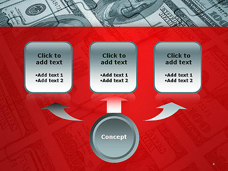 Money Puzzle PowerPoint Template Slide 4