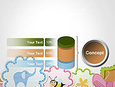 Cute Baby Shower Invitation PowerPoint Template#11