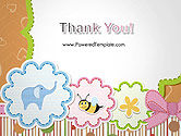 Cute Baby Shower Invitation PowerPoint Template#20