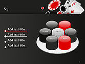 Poker Chips PowerPoint Template#12