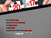 Hands and Puzzle 2017 PowerPoint Template#11
