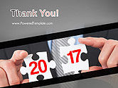 Hands and Puzzle 2017 PowerPoint Template#20