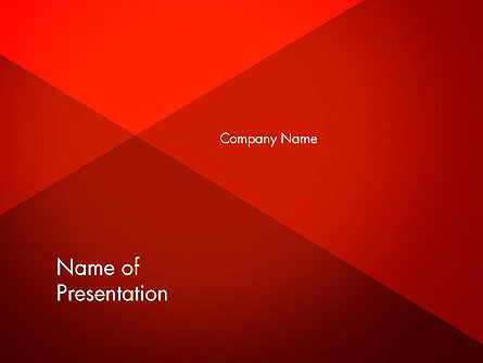 Triangular Abstract Powerpoint Template Backgrounds