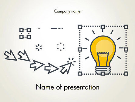 Business Concepts: Idea Selection PowerPoint Template #14372