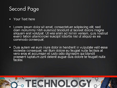 Innovative Business Technology PowerPoint Template, Slide 2, 14379, Technology and Science — PoweredTemplate.com