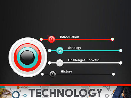 Innovative Business Technology PowerPoint Template, Slide 3, 14379, Technology and Science — PoweredTemplate.com