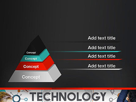 Innovative Business Technology PowerPoint Template, Slide 4, 14379, Technology and Science — PoweredTemplate.com