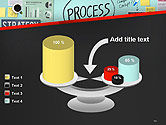 Process Action Activity Practice Procedure Task Concept PowerPoint Template#10