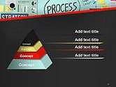 Process Action Activity Practice Procedure Task Concept PowerPoint Template#12