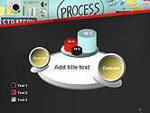Process Action Activity Practice Procedure Task Concept PowerPoint Template#16