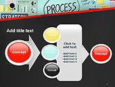 Process Action Activity Practice Procedure Task Concept PowerPoint Template#17