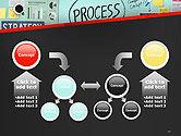 Process Action Activity Practice Procedure Task Concept PowerPoint Template#19