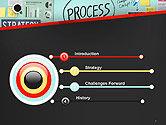 Process Action Activity Practice Procedure Task Concept PowerPoint Template#3