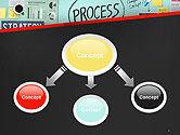 Process Action Activity Practice Procedure Task Concept PowerPoint Template#4