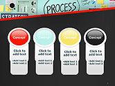 Process Action Activity Practice Procedure Task Concept PowerPoint Template#5