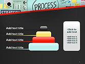 Process Action Activity Practice Procedure Task Concept PowerPoint Template#8