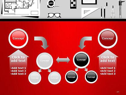 Construction Engineer Desktop PowerPoint Template Slide 19