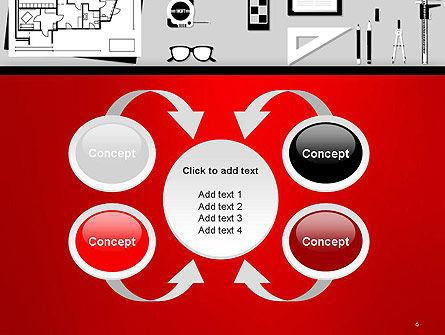 Construction Engineer Desktop PowerPoint Template Slide 6