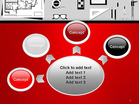 Construction Engineer Desktop PowerPoint Template Slide 7