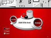 Construction Engineer Desktop PowerPoint Template#16