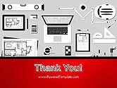 Construction Engineer Desktop PowerPoint Template#20