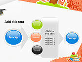 School Theme Background PowerPoint Template#17