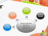 School Theme Background PowerPoint Template#7