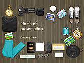 Careers/Industry: Travel Mockup PowerPoint Template #14426