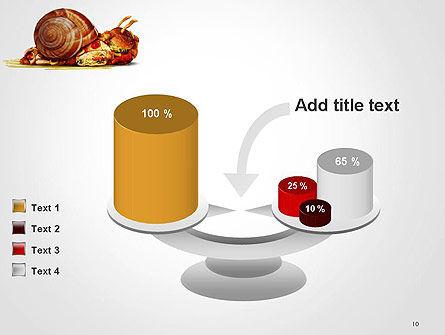 Sluggish Diet PowerPoint Template Slide 10