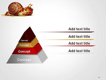 Sluggish Diet PowerPoint Template Slide 12