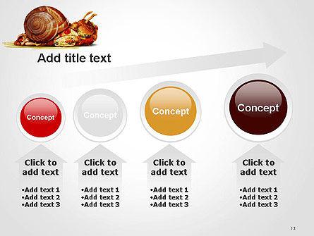 Sluggish Diet PowerPoint Template Slide 13