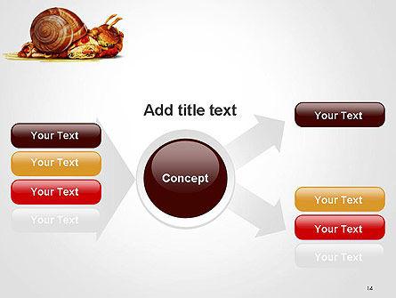 Sluggish Diet PowerPoint Template Slide 14