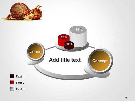 Sluggish Diet PowerPoint Template Slide 16