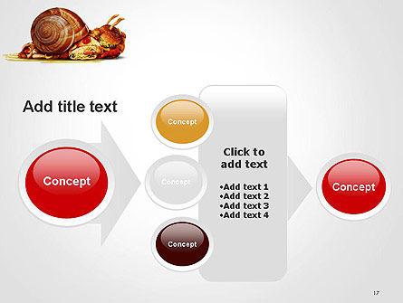 Sluggish Diet PowerPoint Template Slide 17