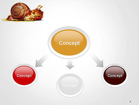 Sluggish Diet PowerPoint Template, Slide 4, 14436, Medical — PoweredTemplate.com