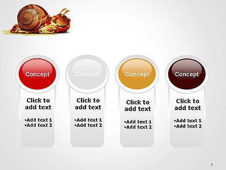 Sluggish Diet PowerPoint Template Slide 5