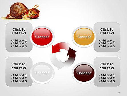 Sluggish Diet PowerPoint Template Slide 9