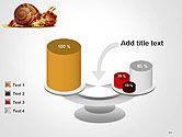 Sluggish Diet PowerPoint Template#10
