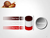 Sluggish Diet PowerPoint Template#11