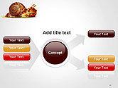Sluggish Diet PowerPoint Template#14