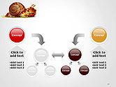 Sluggish Diet PowerPoint Template#19