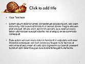 Sluggish Diet PowerPoint Template#2